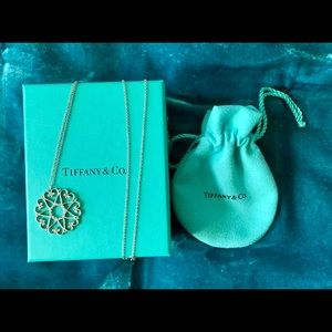 Tiffany Paloma Piccaso Medallion Necklace